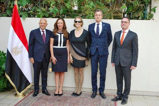 السفارة المصرية فى أنجولا (19)
