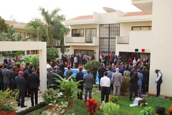 السفارة المصرية فى أنجولا (22)