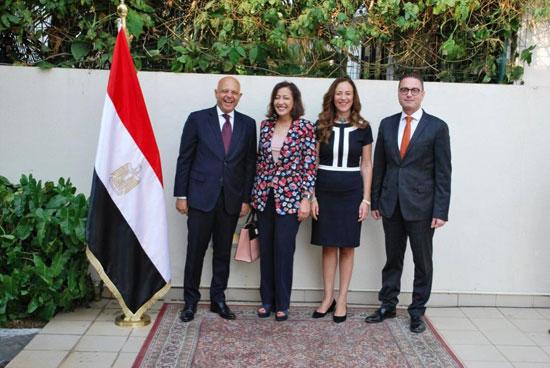السفارة المصرية فى أنجولا (28)