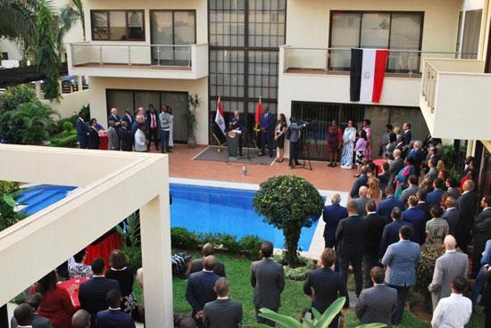السفارة المصرية فى أنجولا (16)