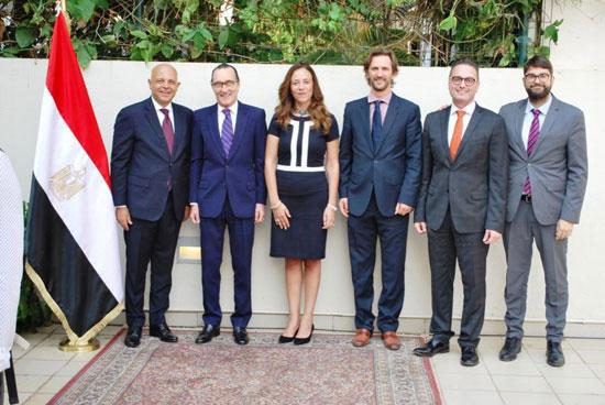 السفارة المصرية فى أنجولا (8)