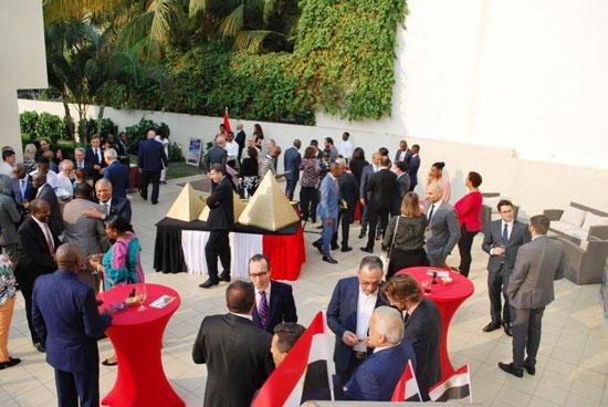 السفارة المصرية فى أنجولا (9)