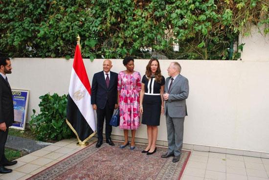 السفارة المصرية فى أنجولا (26)