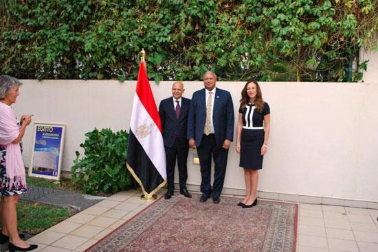 السفارة المصرية فى أنجولا (6)