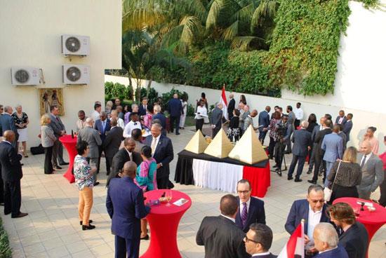 السفارة المصرية فى أنجولا (12)