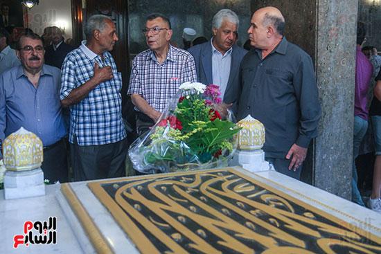 ضريح عبد الناصر (2)