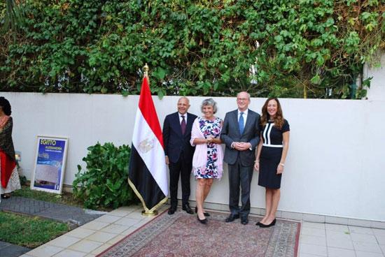 السفارة المصرية فى أنجولا (23)