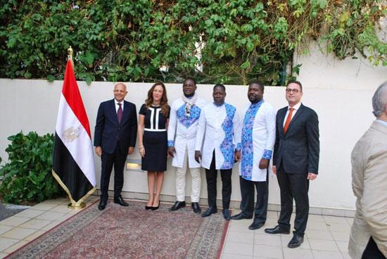 السفارة المصرية فى أنجولا (13)