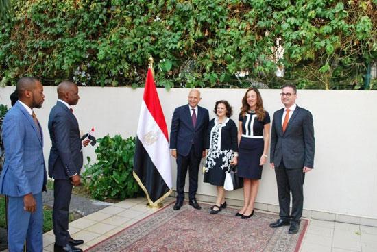 السفارة المصرية فى أنجولا (4)