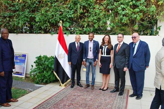 السفارة المصرية فى أنجولا (20)