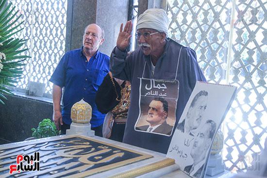 ضريح عبد الناصر (3)