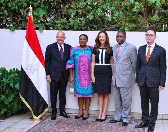 السفارة المصرية فى أنجولا (29)