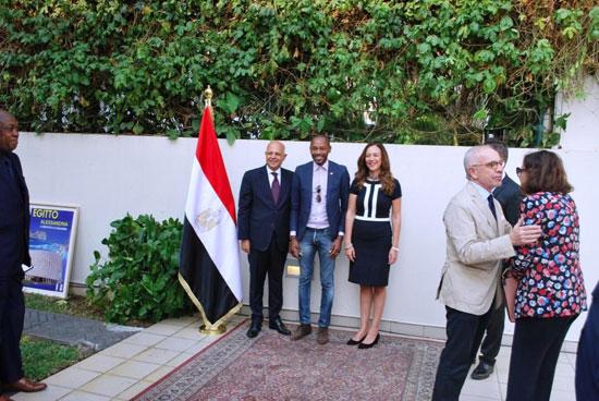 السفارة المصرية فى أنجولا (11)