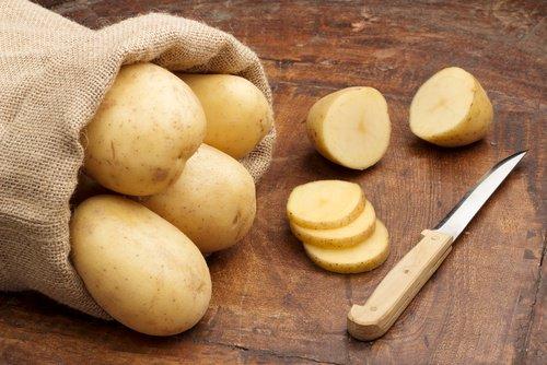 وصفة البطاطس