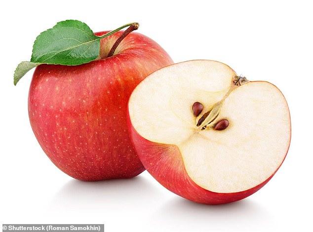 التفاح وفوائده