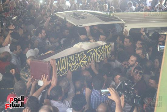 جنازة فاروق الفيشاوى (21)