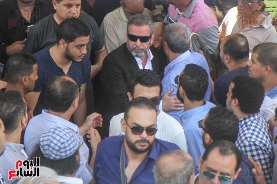 جنازة فاروق الفيشاوى (7)