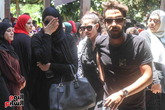 جنازة فاروق الفيشاوى (9)