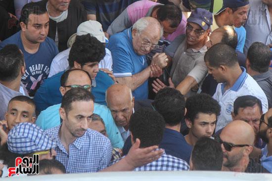 جنازة فاروق الفيشاوى (5)