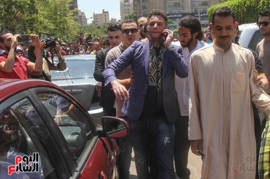 جنازة فاروق الفيشاوى (25)