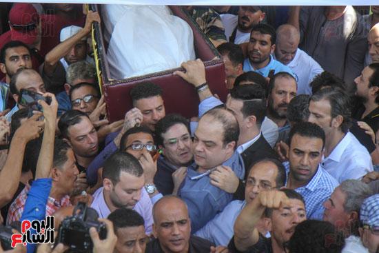 جنازة فاروق الفيشاوى (11)