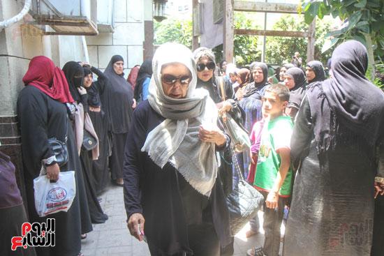 جنازة فاروق الفيشاوى (10)