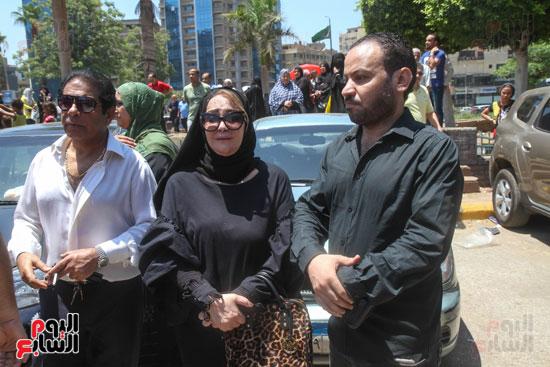 جنازة فاروق الفيشاوى (28)