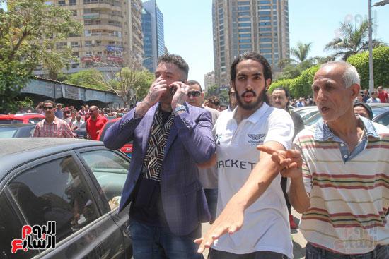 جنازة فاروق الفيشاوى (26)