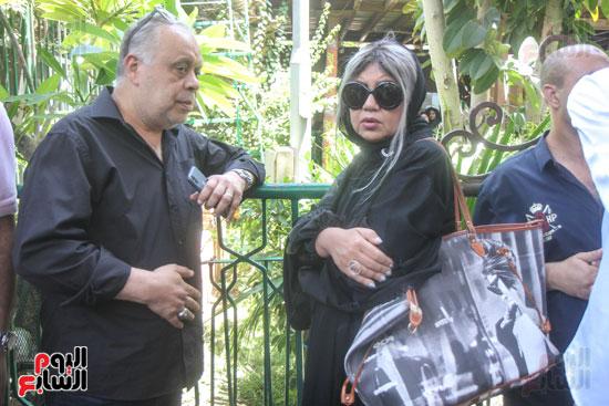 جنازة فاروق الفيشاوى (3)