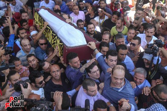 جنازة فاروق الفيشاوى (15)