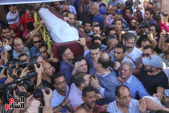 جنازة فاروق الفيشاوى (13)