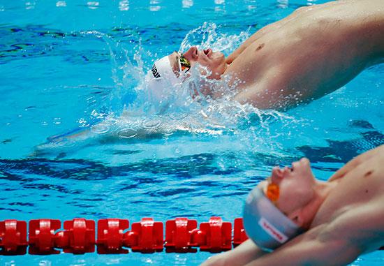 بطولة العالم الـ18 للسباحة بكوريا الجنوبية