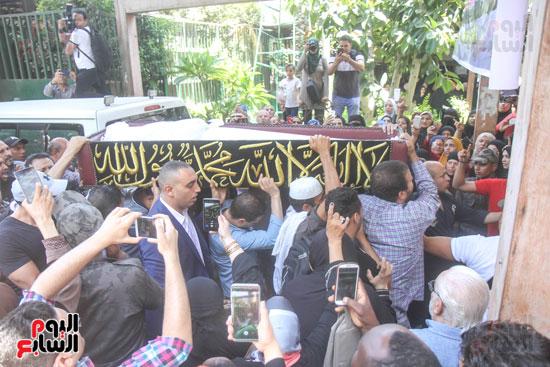 جنازة فاروق الفيشاوى (18)