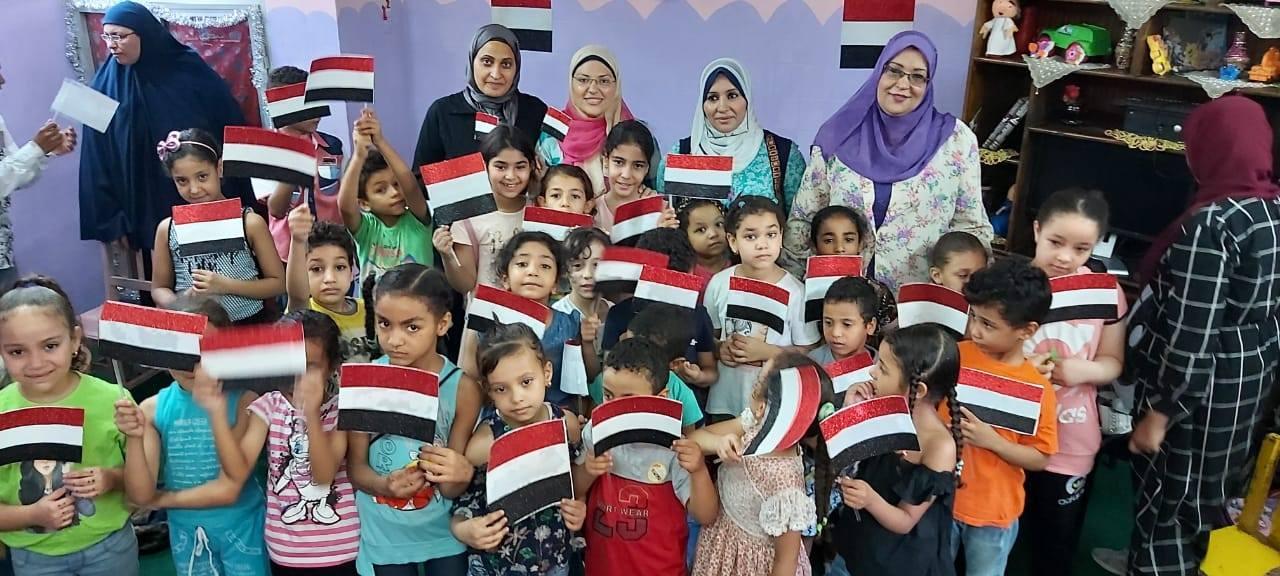 حتفالية متحف الفن الإسلامى بذكرى ثورة 23 يوليو (2)