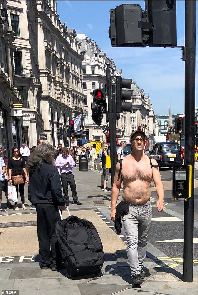 بريطانيا تواجه ارتفاع درجات الحرارة  (8)