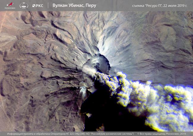 ثوران بركانى
