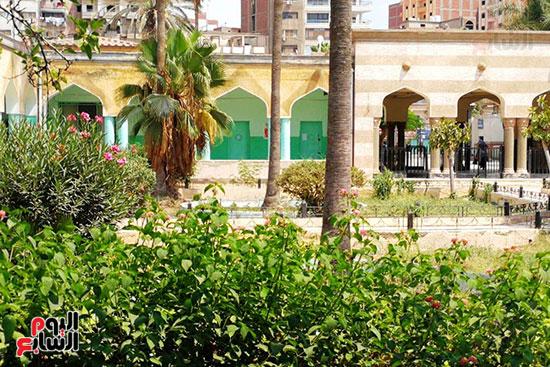 مستشفى حميات المحلة (4)