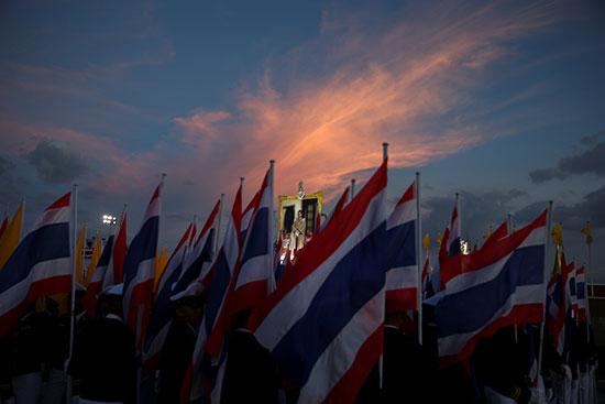 أعلام تايلاند