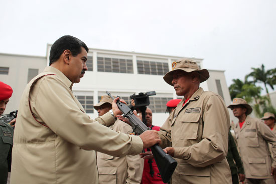 رئيس-فنزويلا