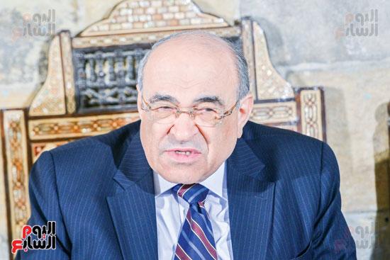 مصطفى الفقى