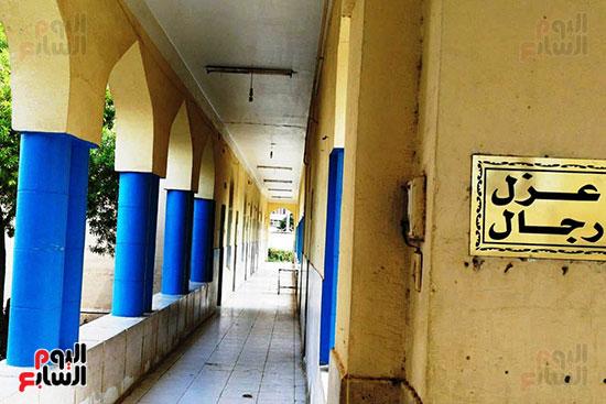 مستشفى حميات المحلة (25)
