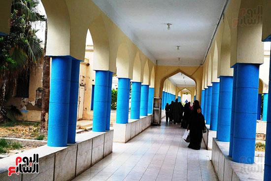 مستشفى حميات المحلة (13)
