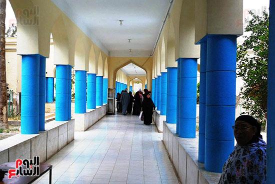 مستشفى حميات المحلة (17)