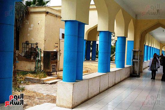 مستشفى حميات المحلة (10)