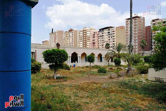مستشفى حميات المحلة (12)
