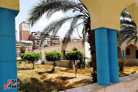 مستشفى حميات المحلة (9)