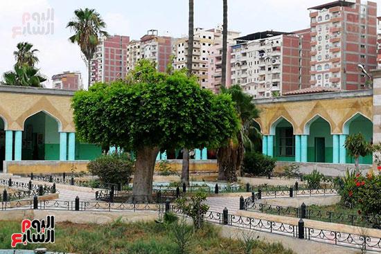 مستشفى حميات المحلة (6)