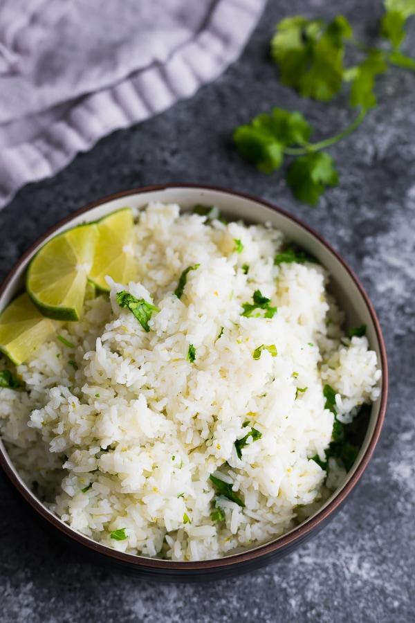 عمل الأرز بعصير الليمون (2)