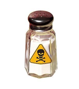 هل الملح قاتل