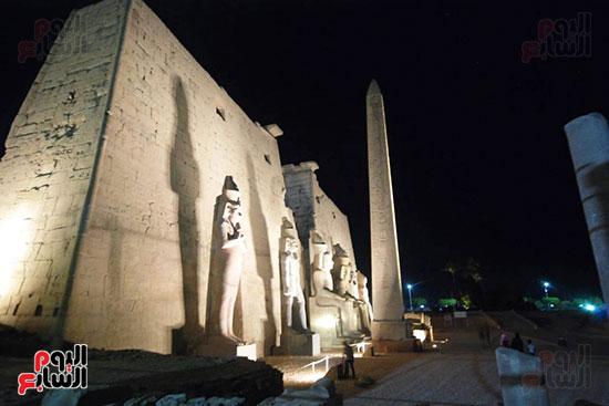 تمثال الملك رمسيس الثانى (4)